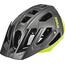 UVEX quatro Helmet black-neon lime